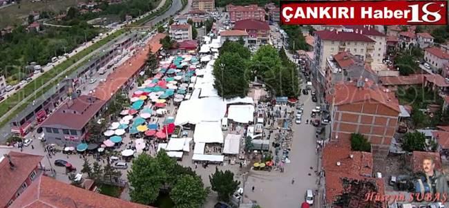 çankırı 18 - Çankırı Şabanözü ilçesinde halk pazarı hangi gün kurulur